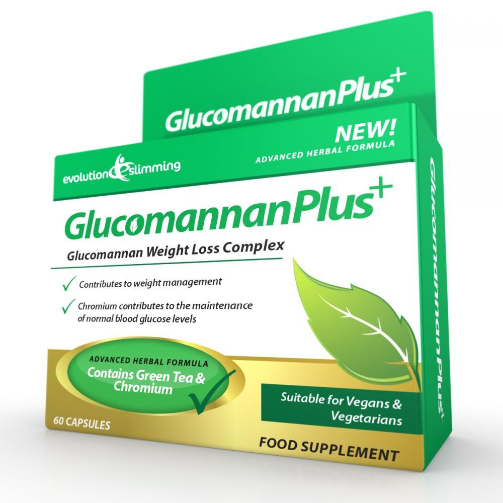 ألياف الجوكومانان لإنقاص الوزن